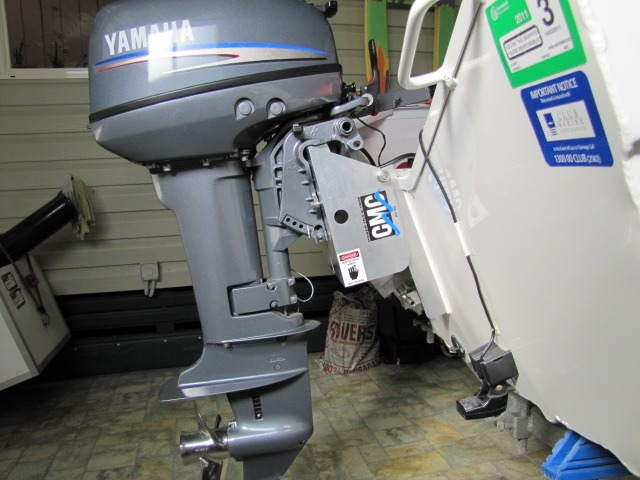 Keith Fits A Cmc Pt 35 To His Little Yamaha And Solves A