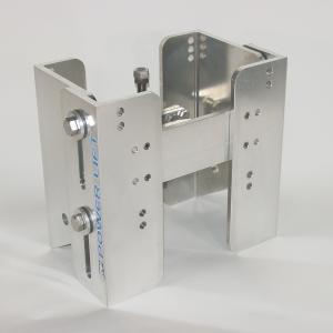ML-65-10 Manual Jack Plate 10 inch setback