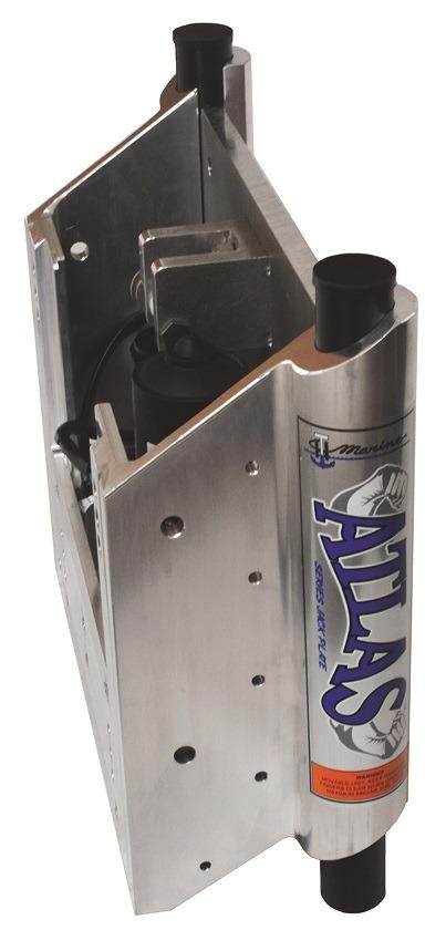 "T-H Atlas Series™ Hydraulic Jack Plate - 6"" Setback"